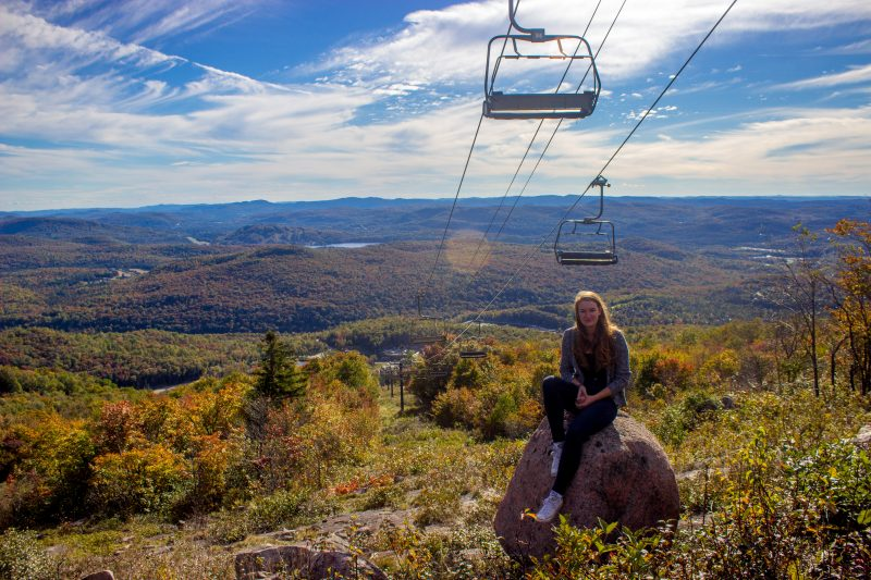 Mont Tremblant in Canada