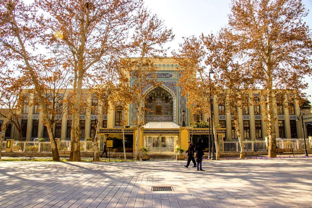 things to do in tehran - malek national library and museum