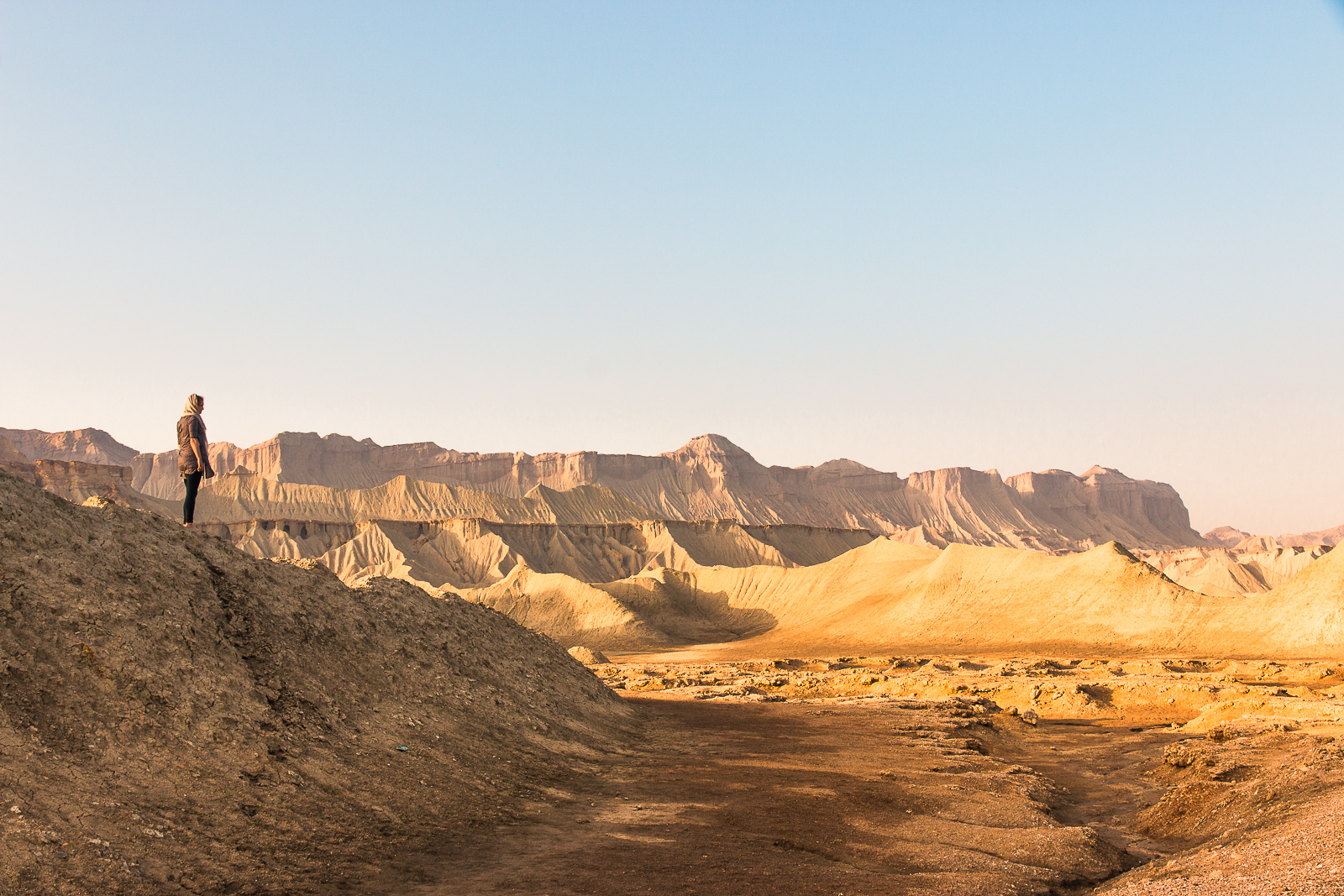 shour valley on qeshm island