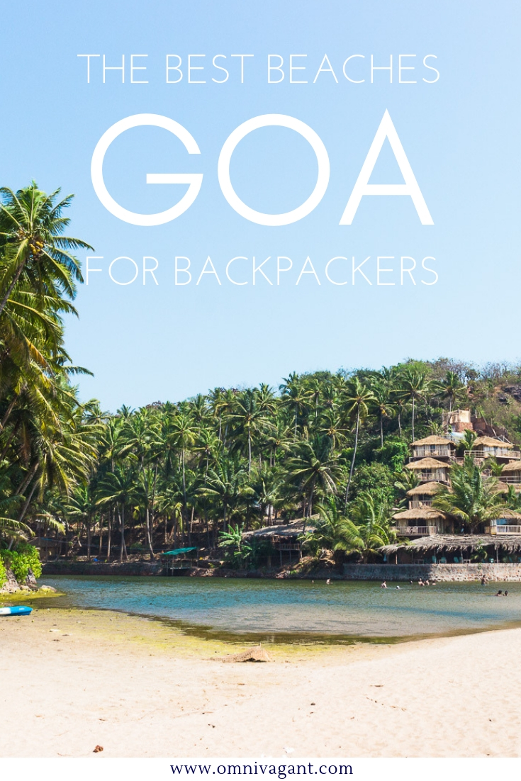The Best Beaches in Goa for Backpackers #Goa #India