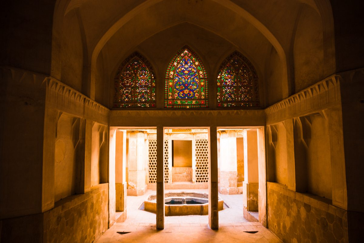 The Abbasi House in Kashan - Things to do in Kashan