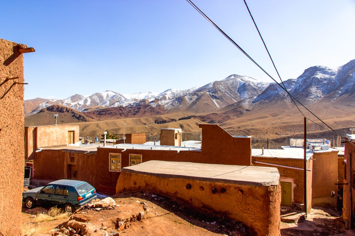 Abyaneh village Iran - things to do in Kashan