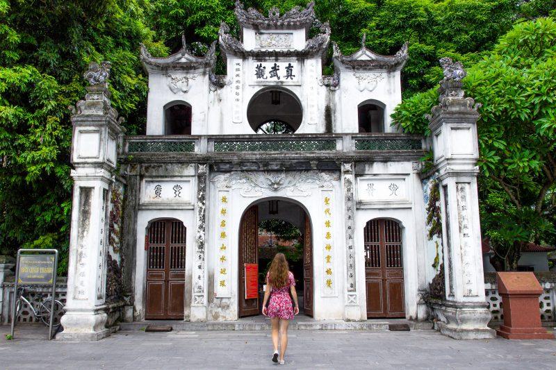 Exploring Hanoi