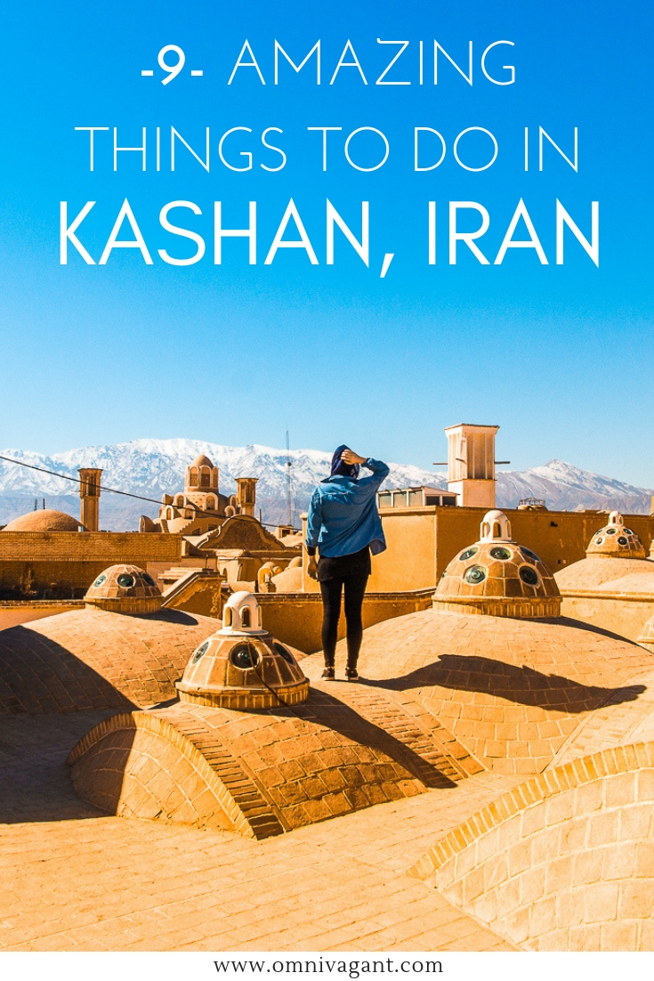 things to do in kashan pin pinterest