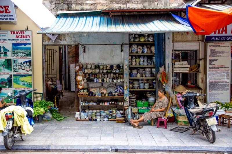 Hanoi Travel Guide - Things to do in Hanoi: Old Quarter Hanoi