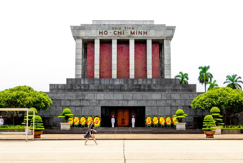 Hanoi Travel Guide - Things to do in Hanoi: Ho Chi Minh Mausoleum
