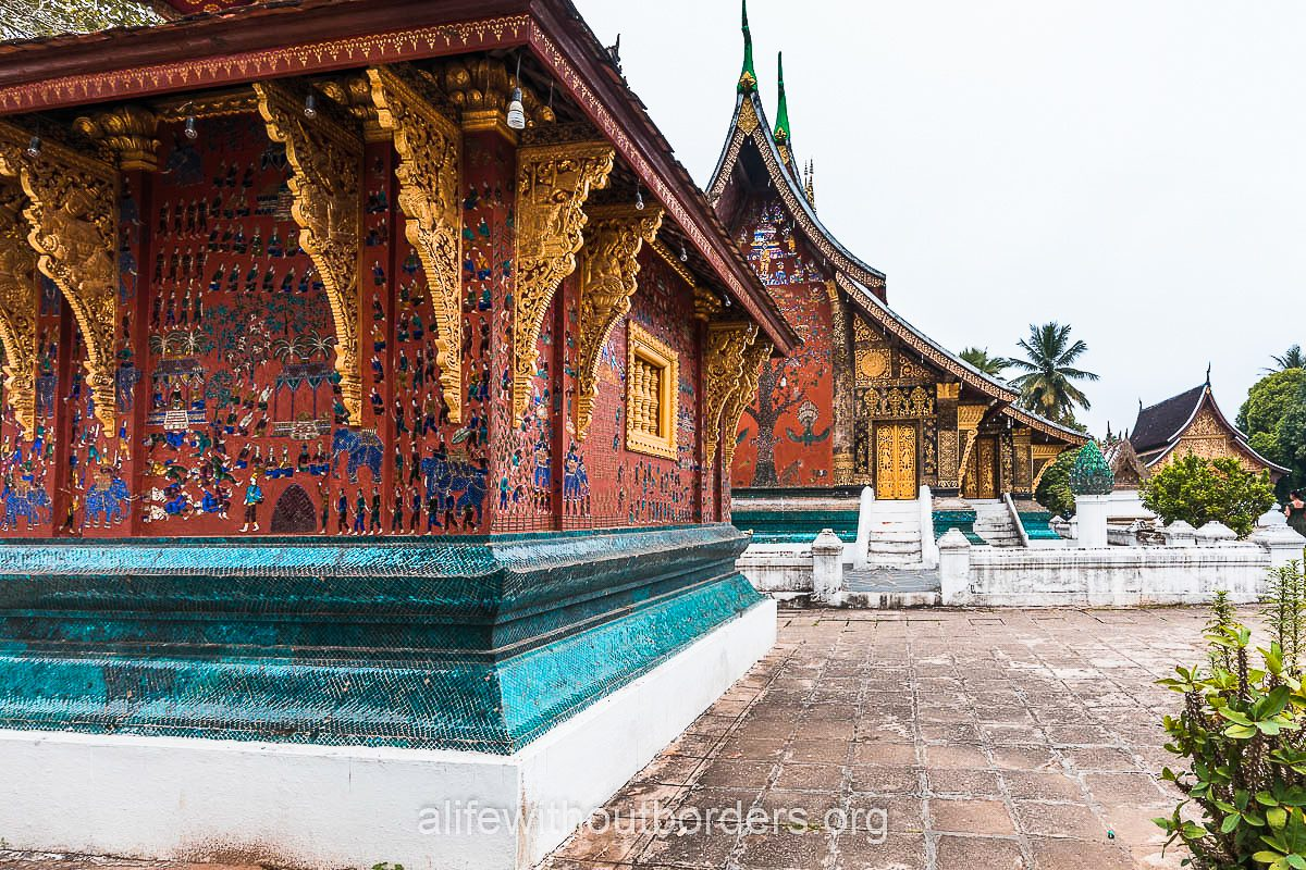 southeast asia bucket list temples luang prabang