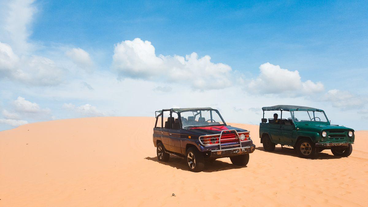 southeast asia bucket list mui ne sand dunes