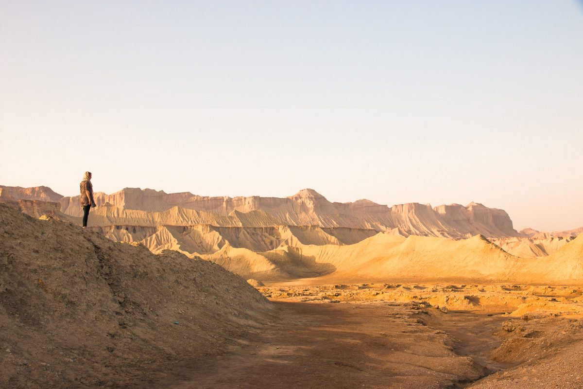 Sunset in the Shour Valley on Qeshm Island - Iran Travel Guide
