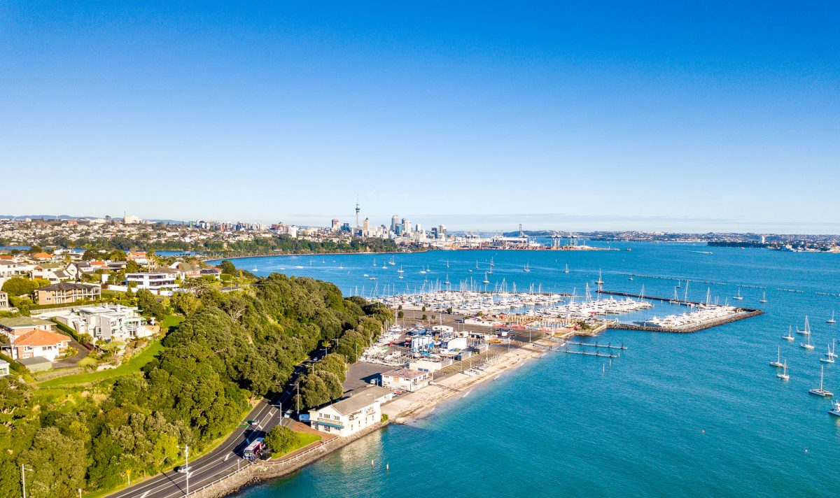 Working Holiday Visa in New Zealand - Auckland