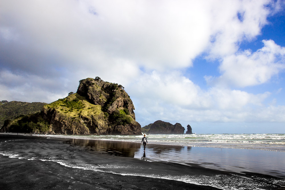 Working Holiday Visa in New Zealand - Waitakere Ranges