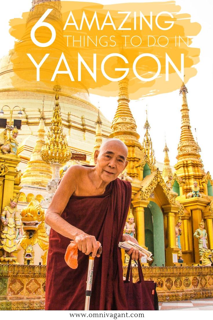 Things to do in Yangon #Yangon #Myanmar