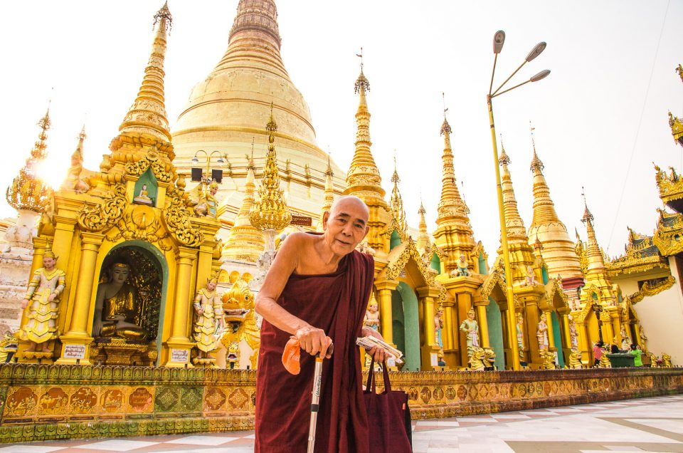 6 Things To Do in Yangon
