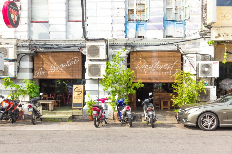 cafe - things you should know before going to malaysia