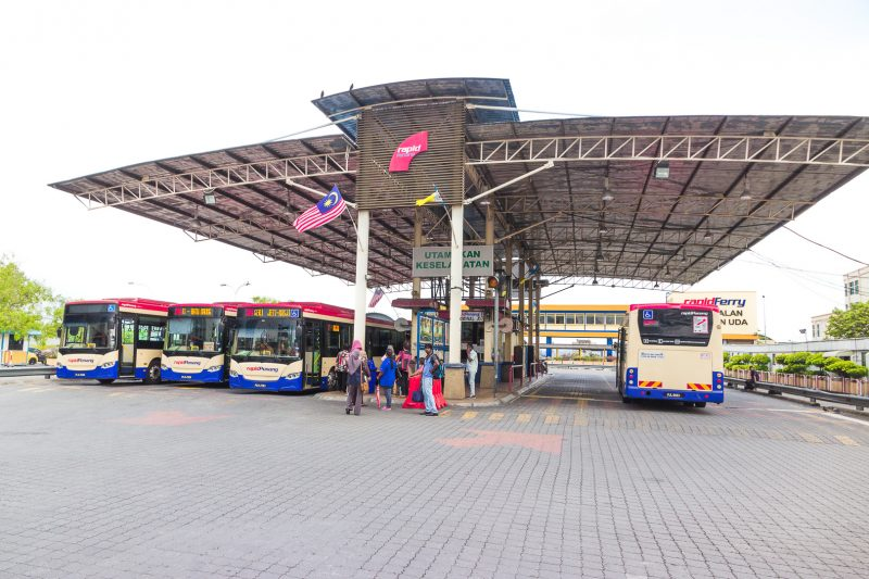 public transport - things you should know before going to malaysia