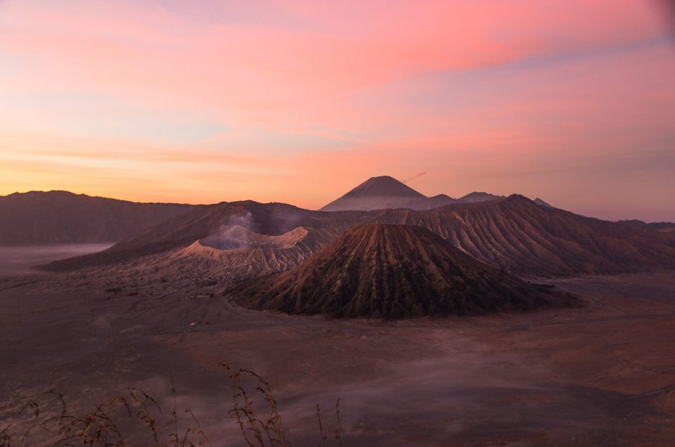 visit mount bromo without a tour and for free