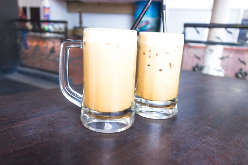 ice coffee - cost of traveling malaysia