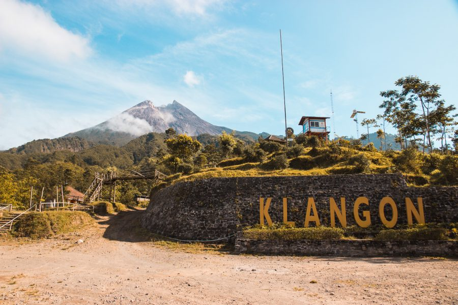 explore mount merapi