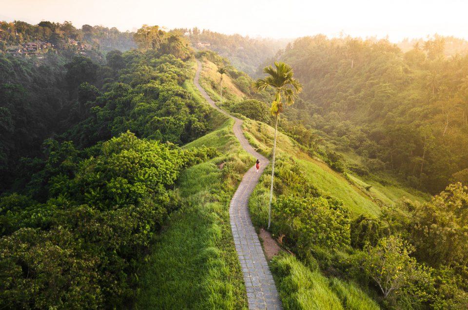 Hike the Campuhan Ridge Walk in Ubud - Bali