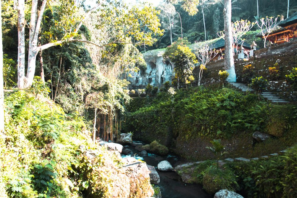 things to do in ubud - pura gunung kawi