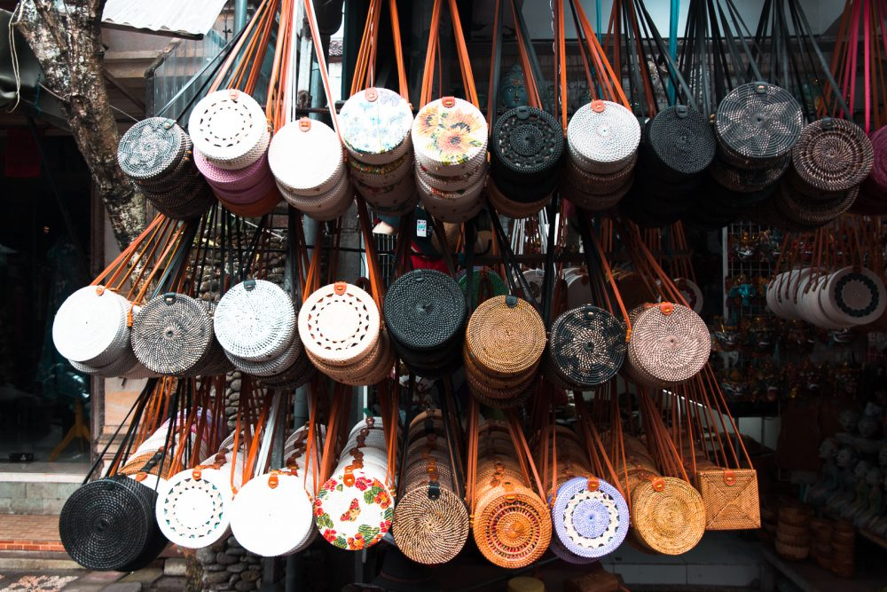 things to do in ubud - ubud art market
