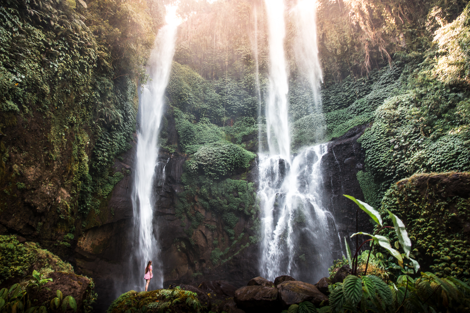 The Sekumpul Waterfall - Bali's Most Beautiful Waterfall | Omnivagant