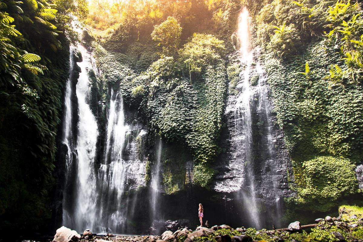 fiji waterfall sekumpul waterfall bali