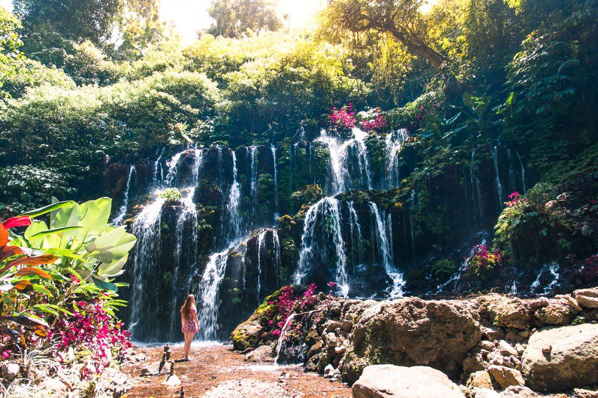 banyu wana amertha waterfall bali omnivagant