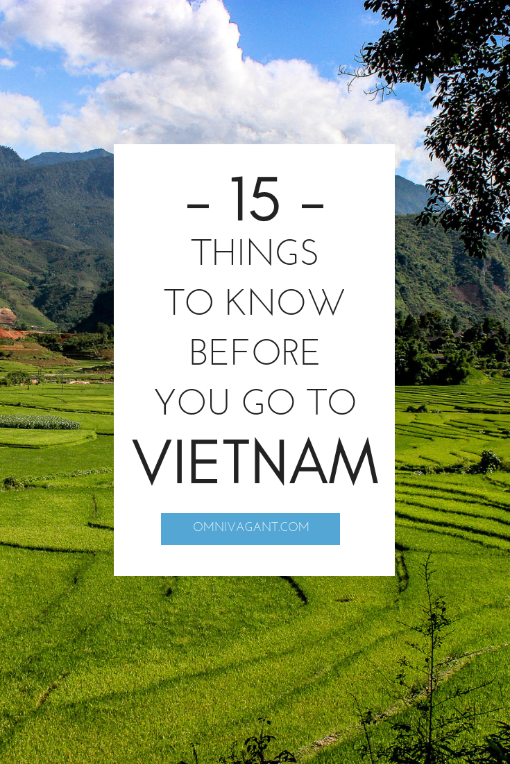 Vietnam - 15 Things to Know Before You Go