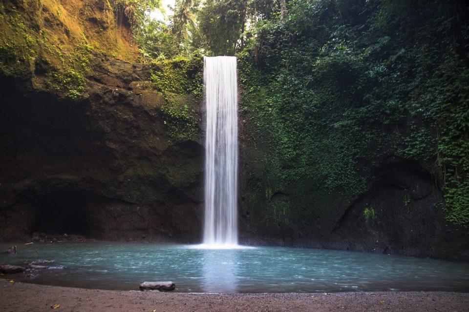 bali waterfalls guide tibumana waterfall