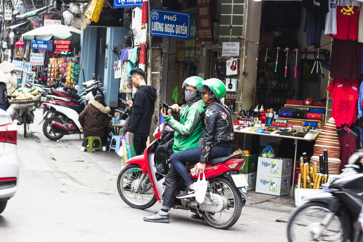 travel vietnam know before you go grab motorbike