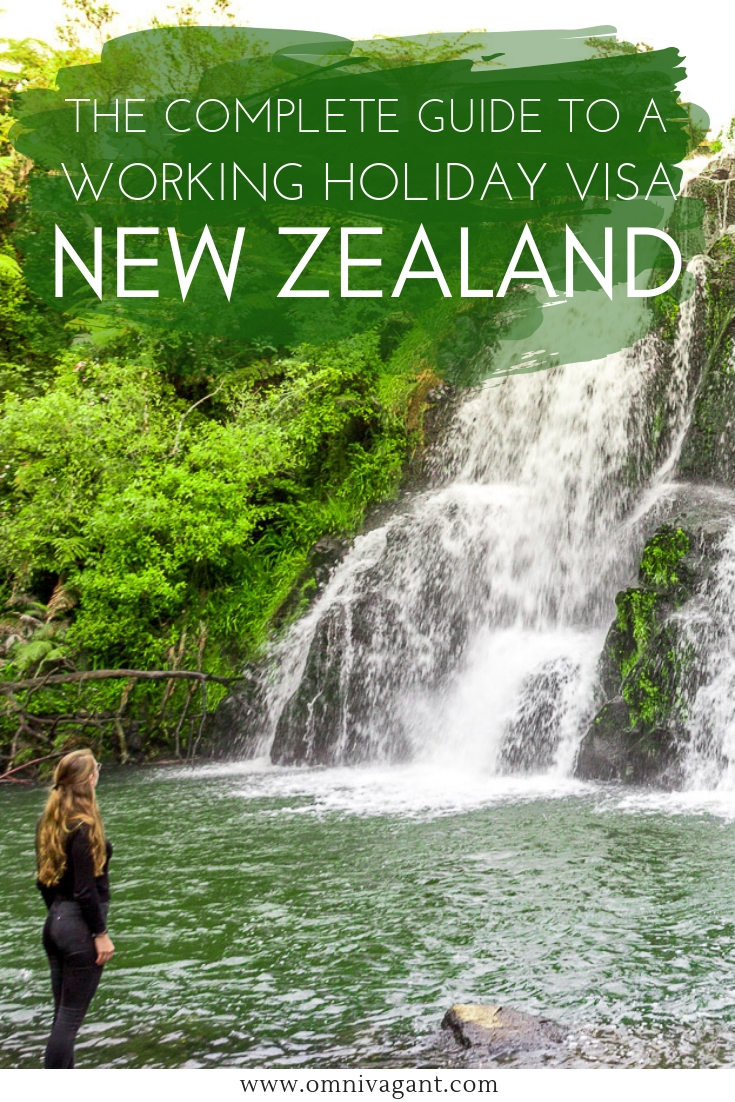 Working Holiday Visa in New Zealand