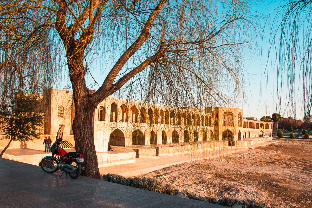 Things to do in Isfahan - Siosepol Bridge