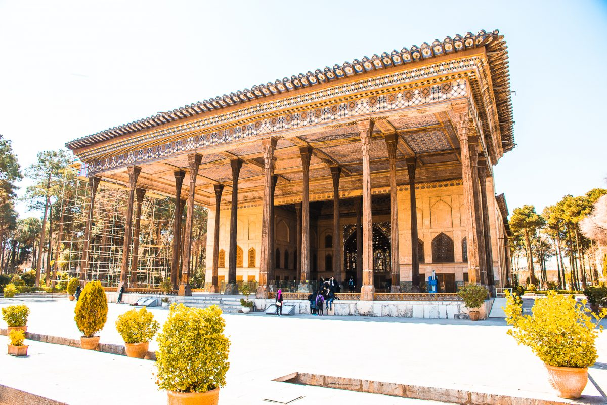 Things to do in Isfahan - Chehel Sotoun