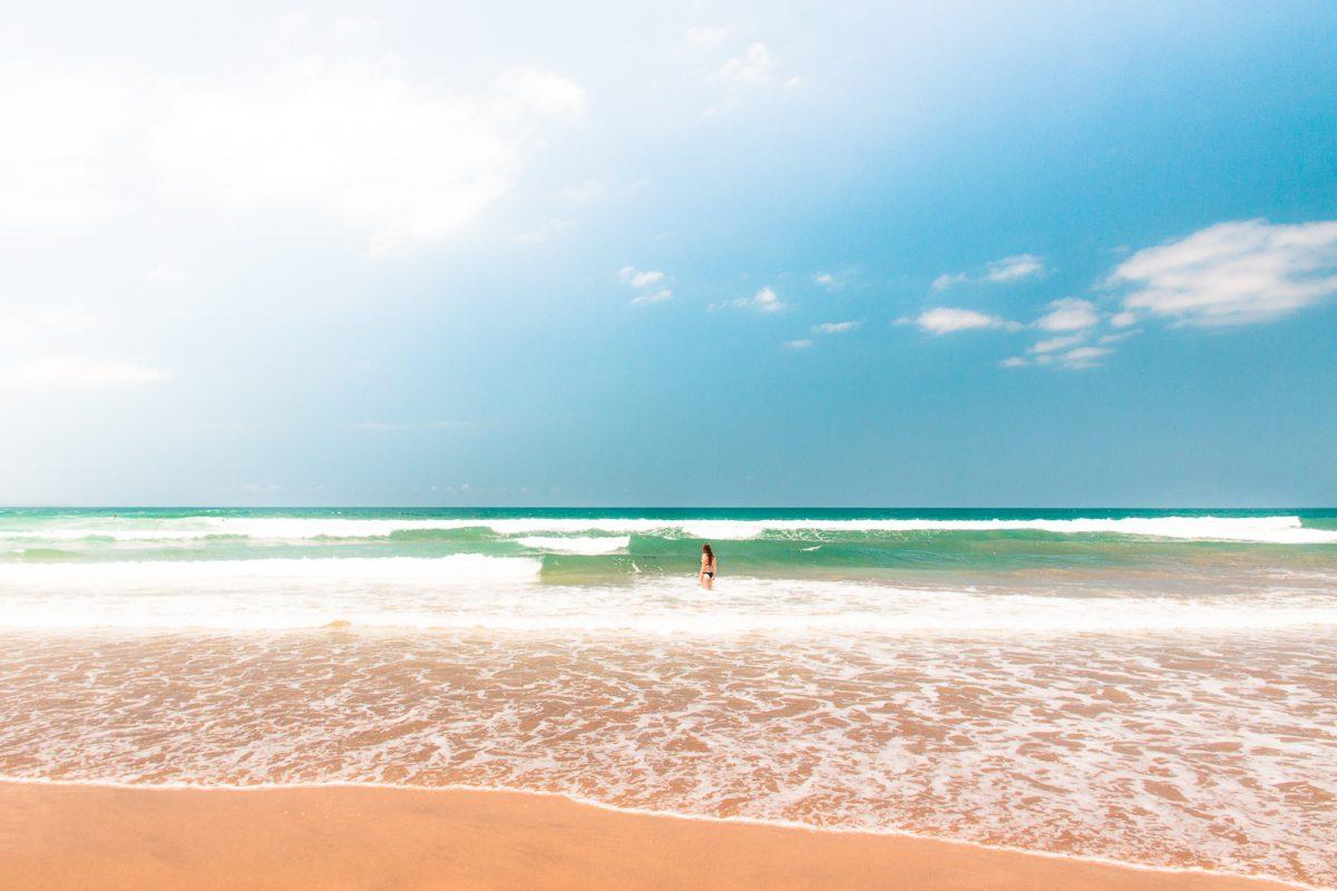 Bali Bucket List: Beaches in Bali #Bali #Canggu