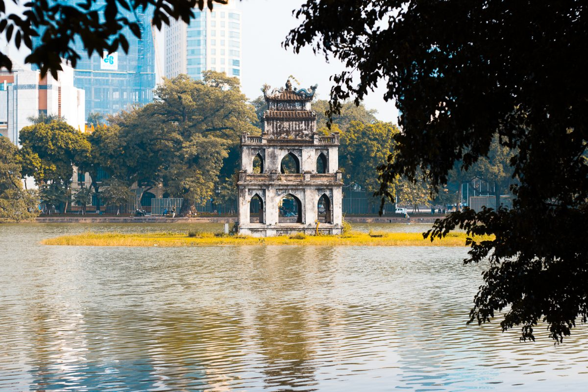 Hanoi Travel Guide - Things to do in Hanoi: Hoan Kiem Lake
