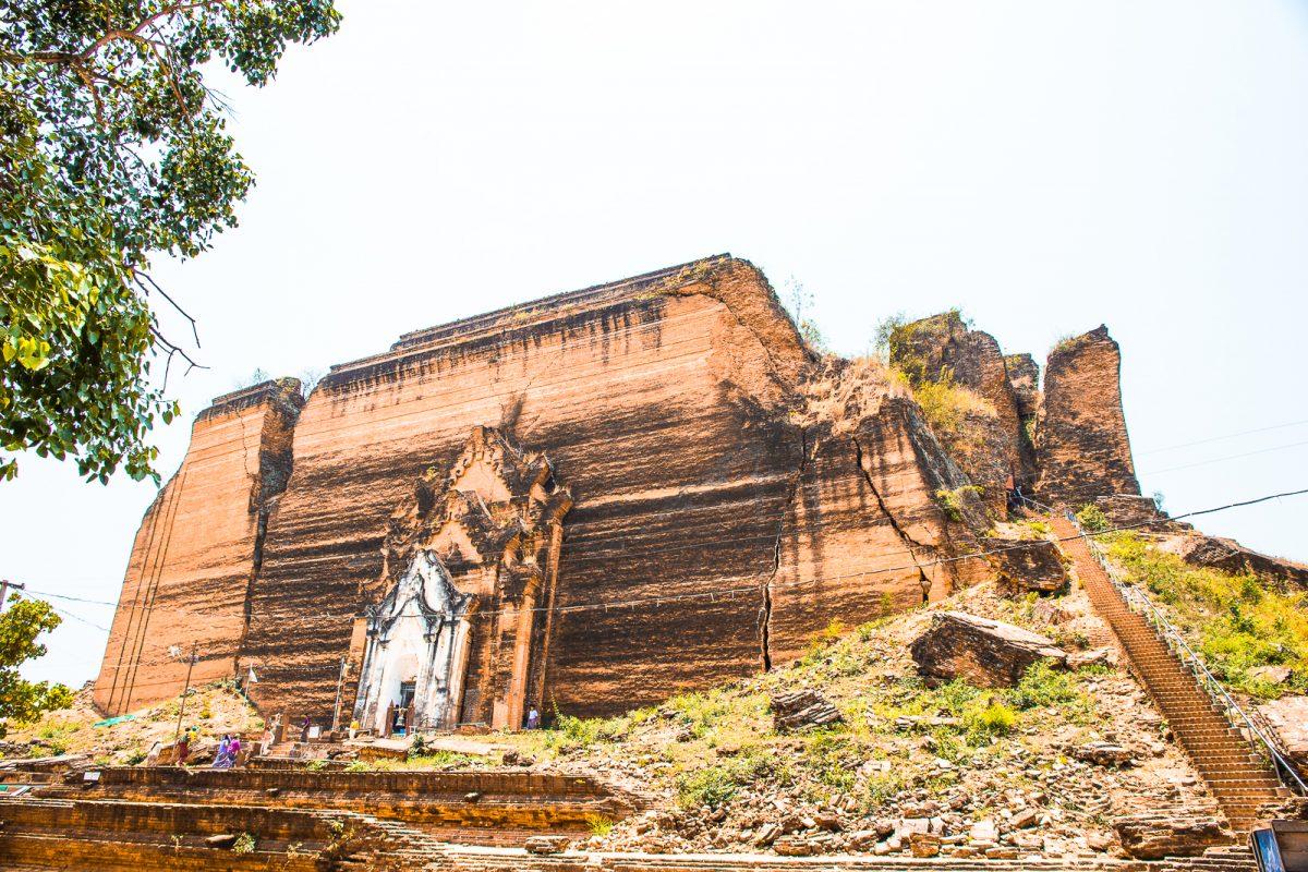 Things to do in Mandalay - Mingun Pagoda