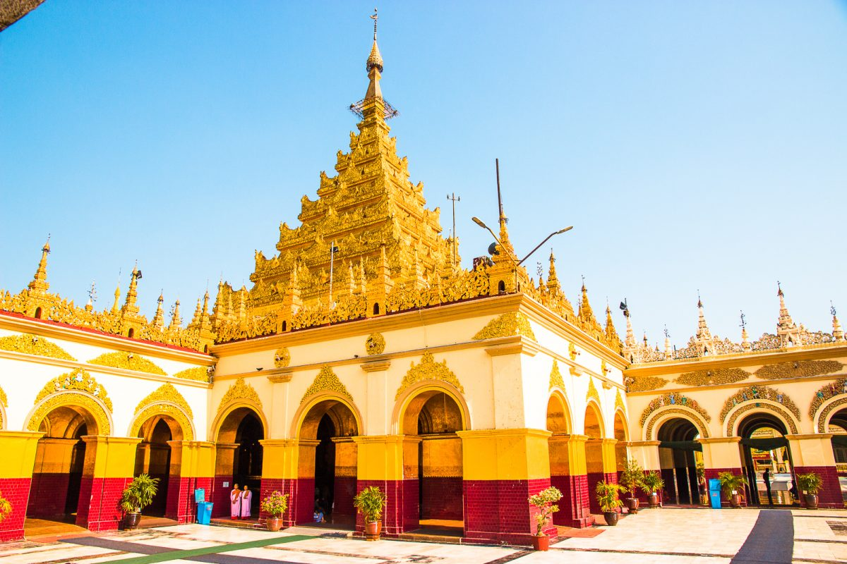 Things to do in Mandalay - Mahamuni Buddha Temple