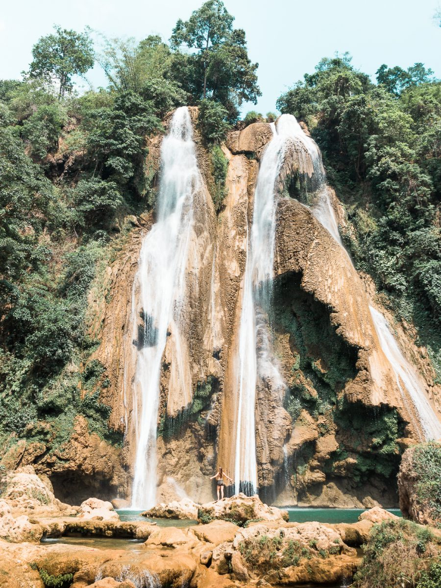 Things to do in Mandalay - Anisakan Falls