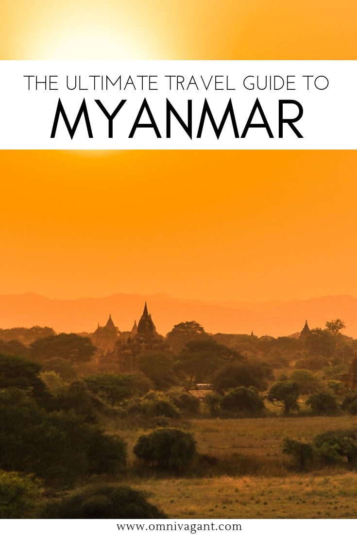 Myanmar Travel Guide #Myanmar