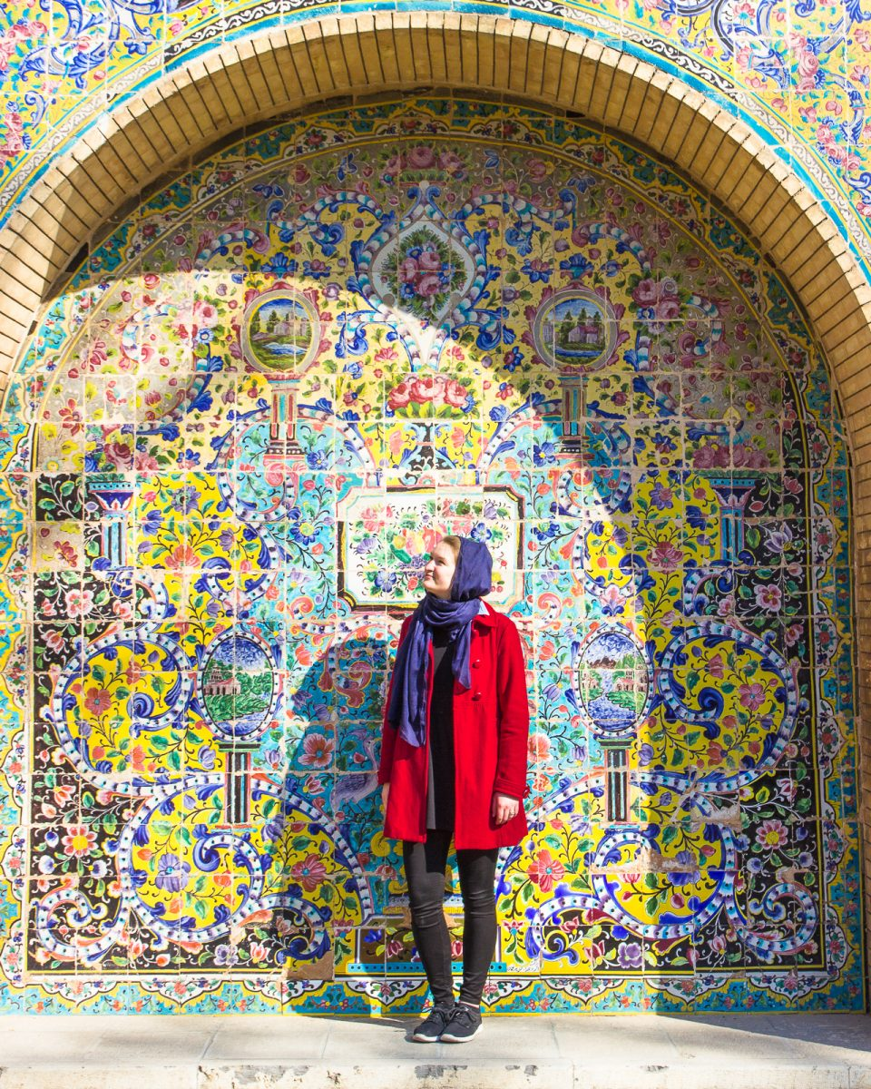 Golestan Palace in Tehran - Iran Travel Guide