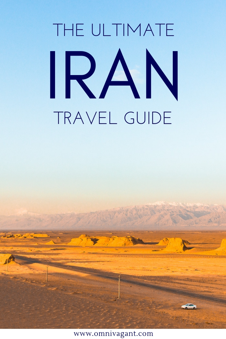 Iran Travel Guide #Iran