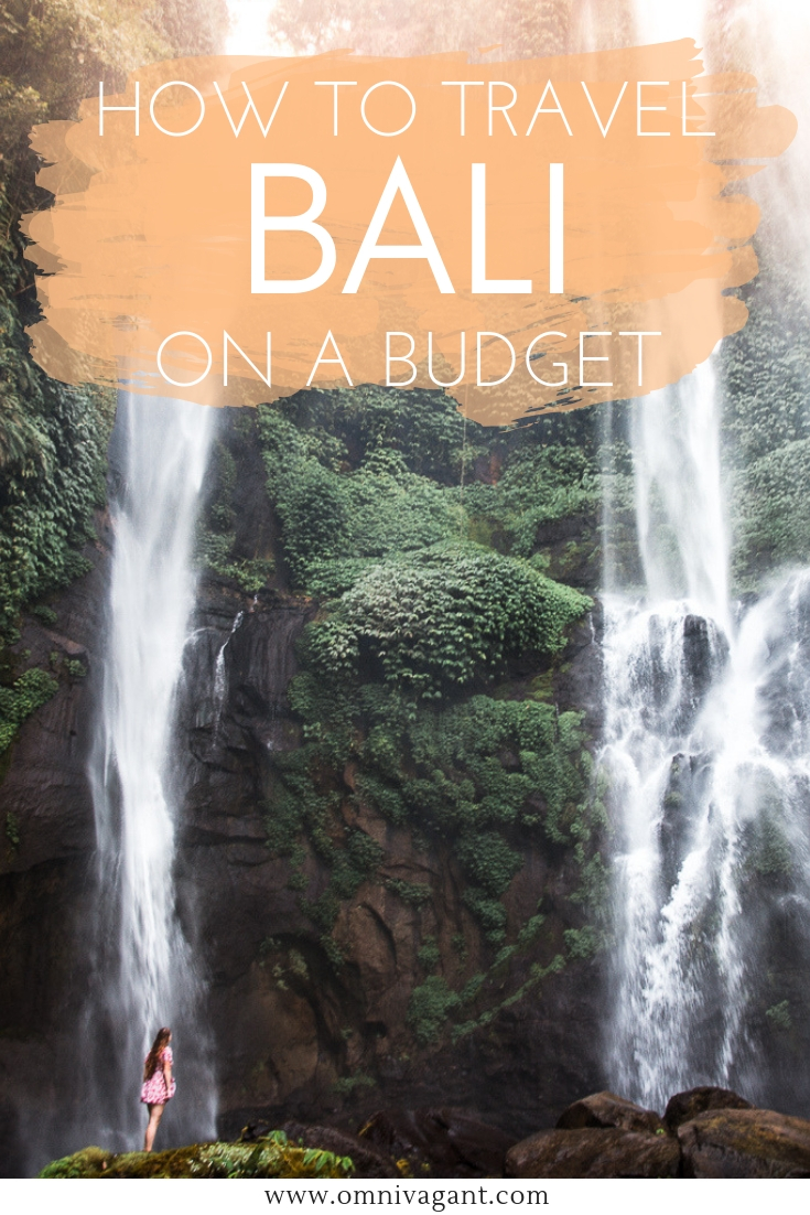 Bali Travel Budget - Travel Bali on 20$ a day! #Bali #Indonesia