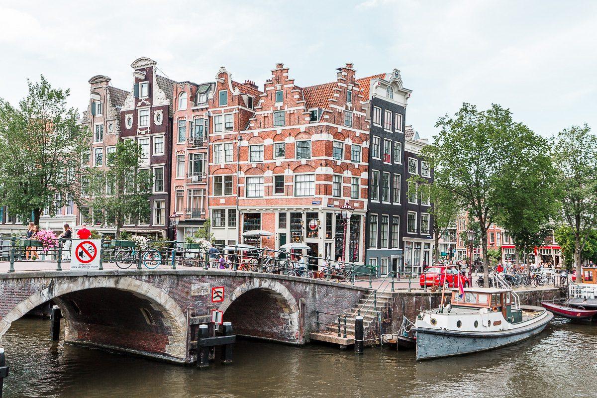 Amsterdam - Papiermolensluis