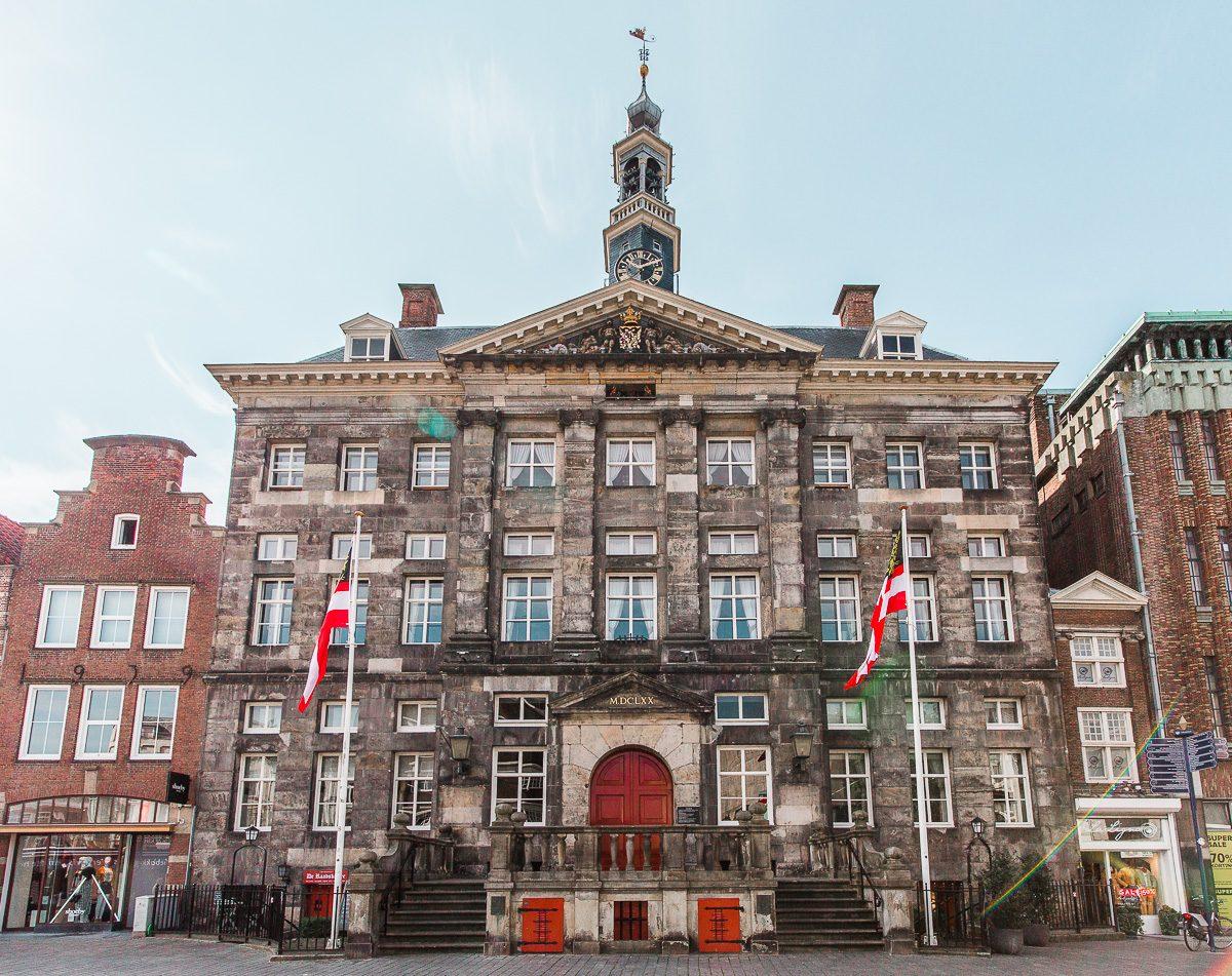 Den Bosch - Market Square