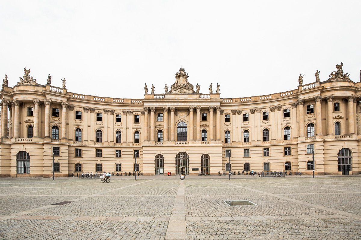 Bebelplatz in Berlin