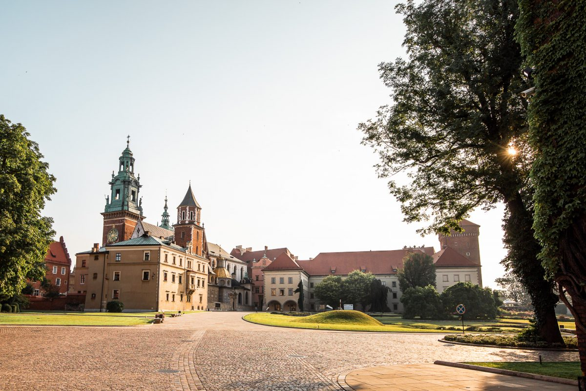 Wawel Castle in Krakow - A must see during your 2 days in Krakow
