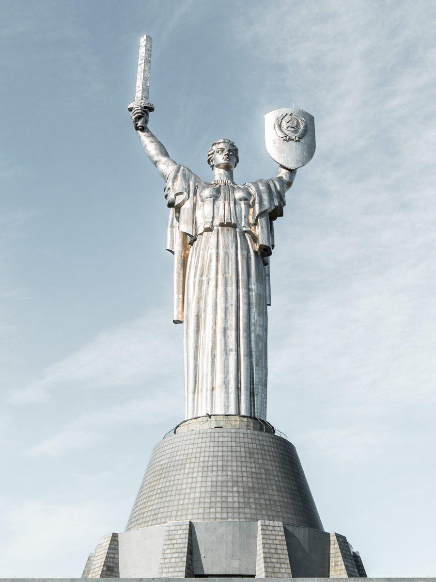 Rodina Mat - The Motherland Monument
