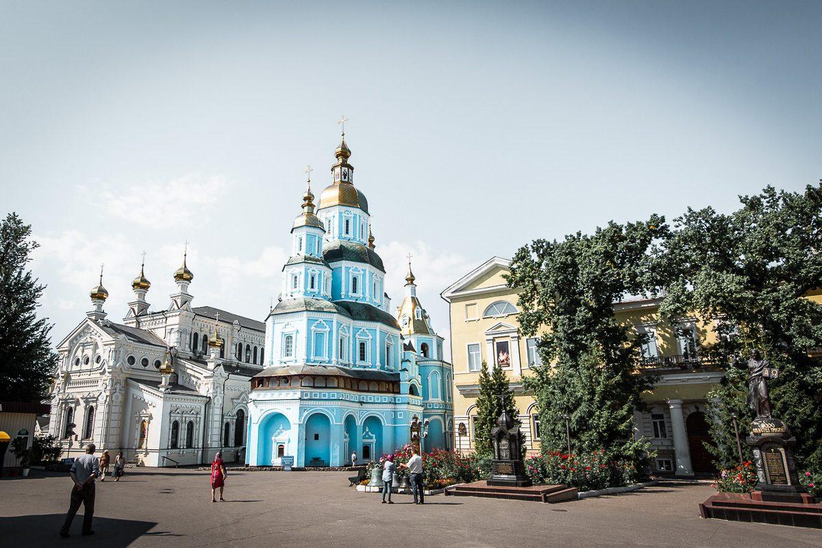 Pokrovskyi Cathedral Kharkiv