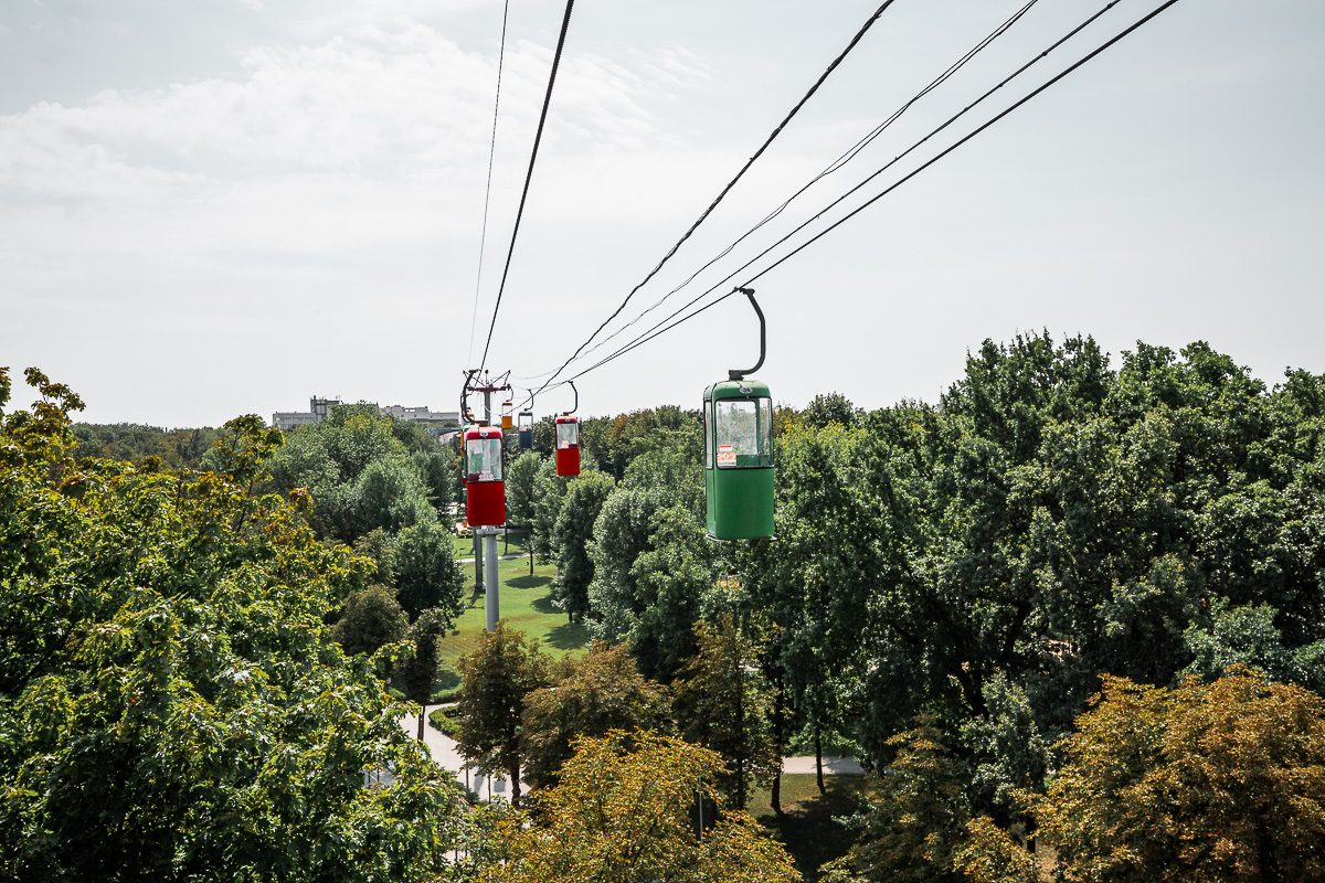 Cable Car Kharkiv